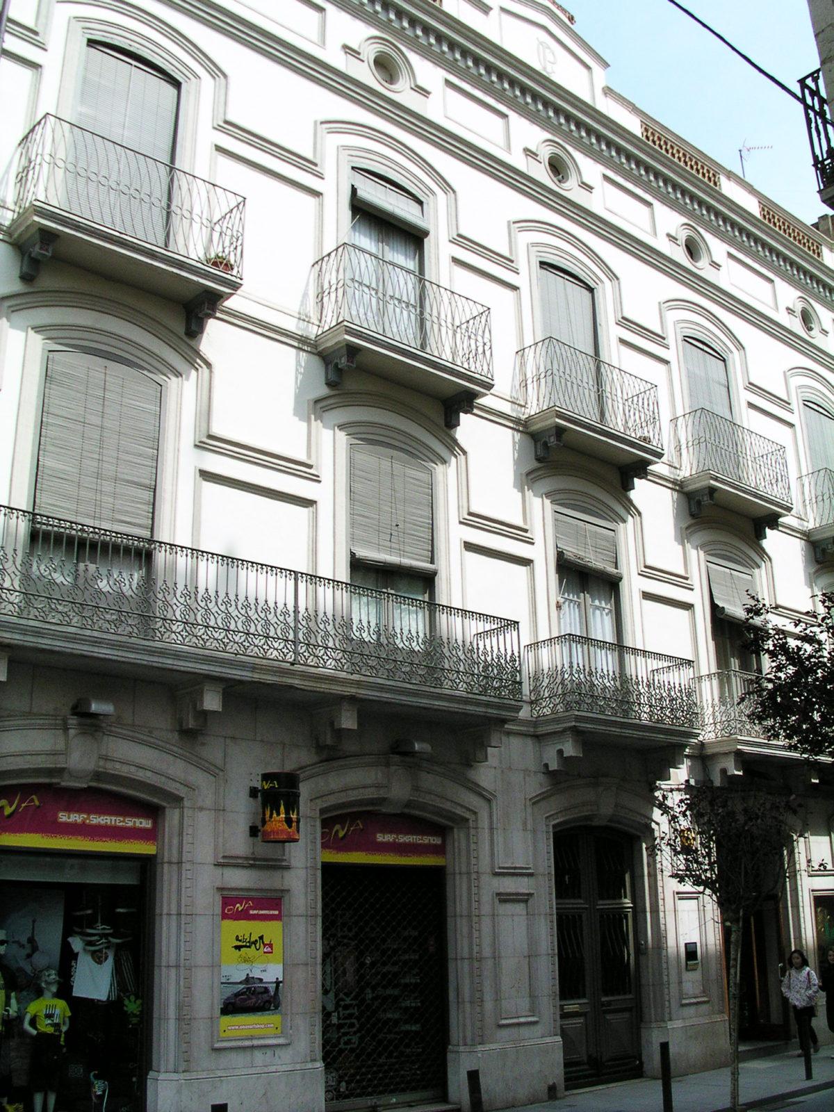Restauracions edificis i façanes Alt Empordà